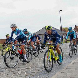 04-04-2021: Wielrennen: Ronde van Vlaanderen (Vrouwen): Oudenaarde<br />Haaghoek, Ellen van Dijk