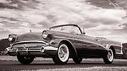 1957 Buick Roadmaster at 2015 WAAAM Traffic Jam.