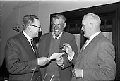 1964 - Licensed Road Transport Association Annual General Meeting at the Clarence Hotel