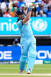 Jonny Bairstow of England - Mandatory by-line: Robbie Stephenson/JMP - 30/06/2019 - CRICKET - Edgbaston - Birmingham, England - England v India - ICC Cricket World Cup 2019 - Group Stage