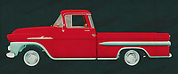 Chevrolet is an affordable car brand in the United States that not only produces family cars but also commercial vehicles and with the Chvrolet Apache they have made the ultimate workhorse for so many; The Chevrolet Apache from the 50's can still be found in every village and town.<br />