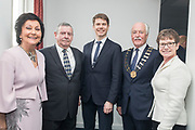 24/1/20 Ambassadors reception at the Holiday World Show at the RDS Simmonscourt in Dublin. Picture: Arthur Carron.