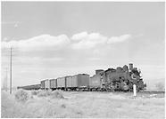 RD017 D&RGW Antonito to Alamosa