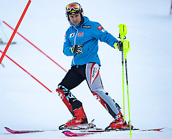 22.12.2016, Canalone Miramonti Rennstrecke, Madonna di Campiglio, ITA, FIS Ski Weltcup, Madonna di Campiglio, Slalom, Herren, Streckenbesichtigung, im Bild Marcel Hirscher (AUT) // Marcel Hirscher of Austria during course inspection for the men's Slalom of FIS ski alpine world cup at the Canalone Miramonti race course in Madonna di Campiglio, Italy on 2016/12/22. EXPA Pictures © 2016, PhotoCredit: EXPA/ Johann Groder