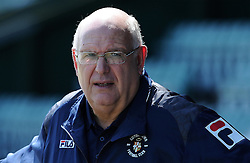 John Still, Manager of Luton Town - Photo mandatory by-line: Harry Trump/JMP - Mobile: 07966 386802 - 22/08/15 - SPORT - FOOTBALL - Sky Bet League Two - Yeovil Town v Luton Town - Huish Park, Yeovil, England.