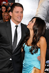 August 6, 2009 - Hollywood, CA, U.S. - 06 August 2009 - Hollywood, CA - Channing Tatum and Jenna Dewan. ''G.I. Joe: The Rise Of Cobra'' Los Angeles Special Screening held at Grauman's Chinese Theatre. Photo Credit: Byron Purvis/AdMedia (Credit Image: © Byron Purvis/AdMedia via ZUMA Wire)