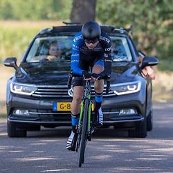 13-09-2020: Wielrennen: NK tijdrijden nieuwelingen en junioren: Chaam<br />Maarten Hamminga