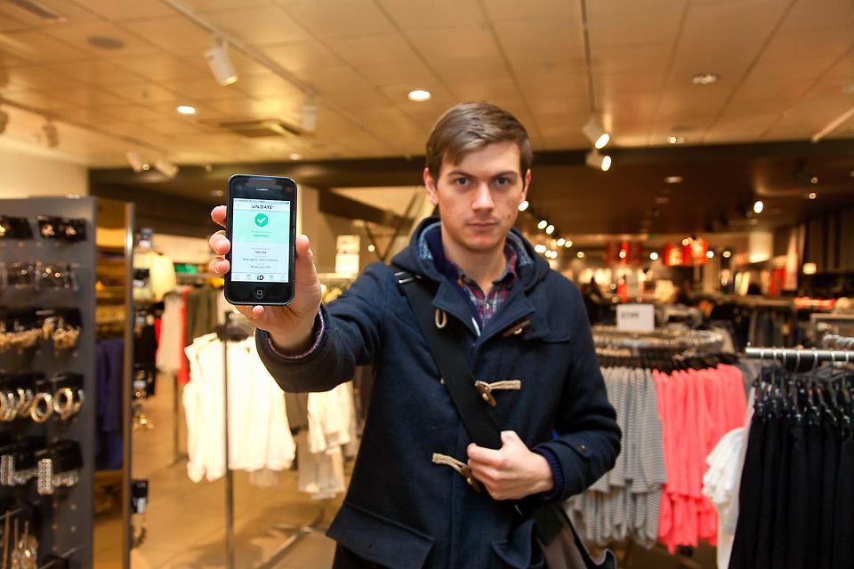 UNIDAYS at H&M Nottingham