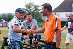 De Ronde Koos, NED, Akino, Emir Morocco, Favory, Favory Allegra Futar<br /> Aachen 2018<br /> © Hippo Foto - Sharon Vandeput<br /> 21/07/18