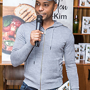 NLD/Amsterdam/20160606 - Boekpresentatie Foodtalk van Kim Feenstra, Humberto Tan