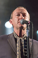 Steve Cradock with Paul Weller on his Saturns Pattern Tour at Southend Cliffs Pavilion, Southend-On-Sea, United Kingdom on 14 March 2015. Photo by Phil Duncan.