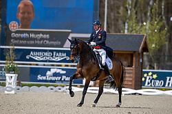 Hughes Gareth, GBR, Sintano Van Hof Olympia<br /> CDI 3* Opglabeek<br /> © Hippo Foto - Dirk Caremans<br />  24/04/2021
