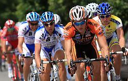 Przemyslaw Niemiec of Poland (Miche - Silver Cross) during 1st stage of the 15th Tour de Slovenie from Ljubljana to Postojna (161 km) , on June 11,2008, Slovenia. (Photo by Vid Ponikvar / Sportal Images)/ Sportida)