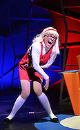 Suzanne Shaw as Red Girl in Shout The Mod Musical at Blackpool WInter Gardens.<br />Produced by Peter Frosdick, Shout is running in Blackpool until November 3.<br /> Also starring Niki Evans as Orange Girl, Liz McClarnon as Green Girl, Amelia Lily as Yellow Girl and Helena Blackman as Blue Girl.<br />Shout is a musical telling the girls' lives through the tales of a gossip magazine agony aunt in the 1960s.