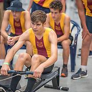 13 - Mens 1K U17  @ NZ Indoor 2018