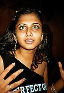 At Insomnia, Mumbai, India