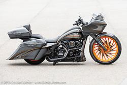 The Chopp Shop's Shannon Davidson's custom 2018 Harley-Davidson Road Glide with Metalsport Wheels owned by Nick Beck of North Carolina. Daytona Beach Bike Week, FL. USA. Tuesday, March 12, 2019. Photography ©2019 Michael Lichter.Daytona Beach Bike Week, FL. USA. Tuesday, March 12, 2019. Photography ©2019 Michael Lichter.