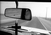 A drive on a highway in California's Central Valley with my dad who is a Vietnam Vet. <br /> <br /> Jerry Hogan, 1993, California, Central Valley