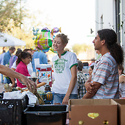 Tucson, AZ -- 09/28/2017<br /> <br /> Mercado San Agustin, Tucson's only public marketplace with local shops, restaurants, and a weekly farmers market held on Thursdays. <br /> <br /> Photography by Jill Richards