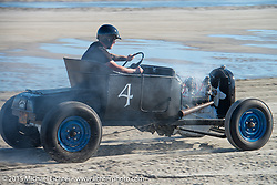 Tyler Hardie's 1931 Ford Roadster from Denver, CO at the Race of Gentlemen. Wildwood, NJ, USA. October 11, 2015.  Photography ©2015 Michael Lichter.