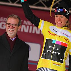 Energieswacht Tour stage 3 Winsum Ellen van Dijk new leader Energiewacht Tour