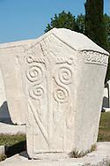 Stecci, a distinctive type of Medieval tombstones found in Bosnia & Herzegovina, at Radimlja necropolis, near Stolac, Bosnia & Hercegovina. © Rudolf Abraham
