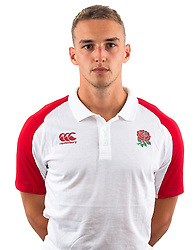 Tom Emery of England Rugby 7s - Mandatory by-line: Robbie Stephenson/JMP - 17/09/2019 - RUGBY - The Lansbury - London, England - England Rugby 7s Headshots
