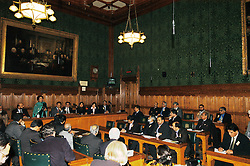 LONDON 9 Nov. 2005...Speaker: Dr. Maleeha Lodhi, High Commissioner of Pakistan....The Justice Foundation Kashmir Centre London together with the All-Party Parliamentary Group (APPG) on Kashmir organised a meeting in the House of Commons entitled ?Kashmir After the Earthquake ? Rebuilding Together.