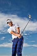 Ian Poulter Instruction at Lake Nona for Golf World Magazine. Ian Poulter
