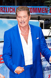 May 30, 2017 - Cannes, Berlin, France - David Hasselhoff.''Baywatch'' European Film Premiere, Berlin, Germany - 30 May 2017.Credit: MichaelTimm/face to face (Credit Image: © face to face via ZUMA Press)