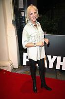 Nichola McAuliffe at the Cyrano de Bergerac Press Night. Playhouse Theatre Northumberland Avenue. London 06.12.19