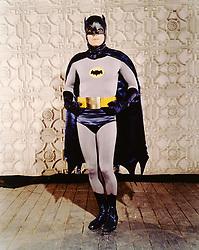 June 15, 1967 - No Merchandising. Editorial Use Only. No Book Cover Usage.....Adam West..Batman - 1966-1968..Fox/ABC..USA..Film Portrait..Batman (Télévision) (Credit Image: © Fox/Rex Shutterstock via ZUMA Press)