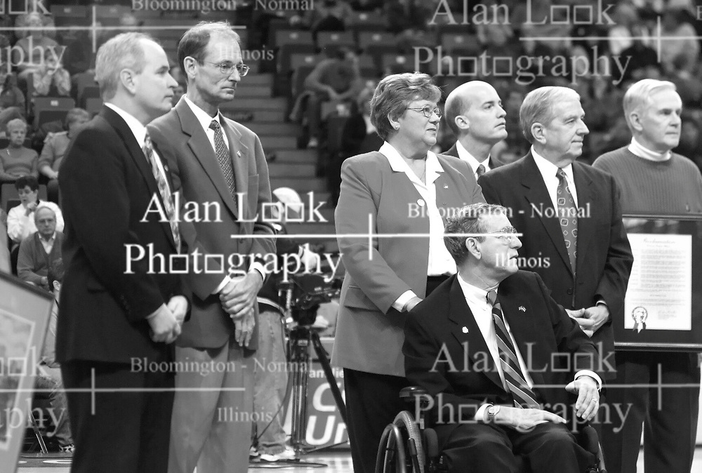 Dan Brady, Timothy Johnson, John Maitland