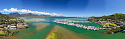 Kaneohe Yacht Club, Kaneohe Bay, Oahu, Hawaii