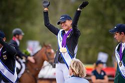 Klimke Ingrid, GER<br /> European Championship Eventing<br /> Luhmuhlen 2019<br /> © Hippo Foto - Stefan Lafrentz<br /> 01/09/2019