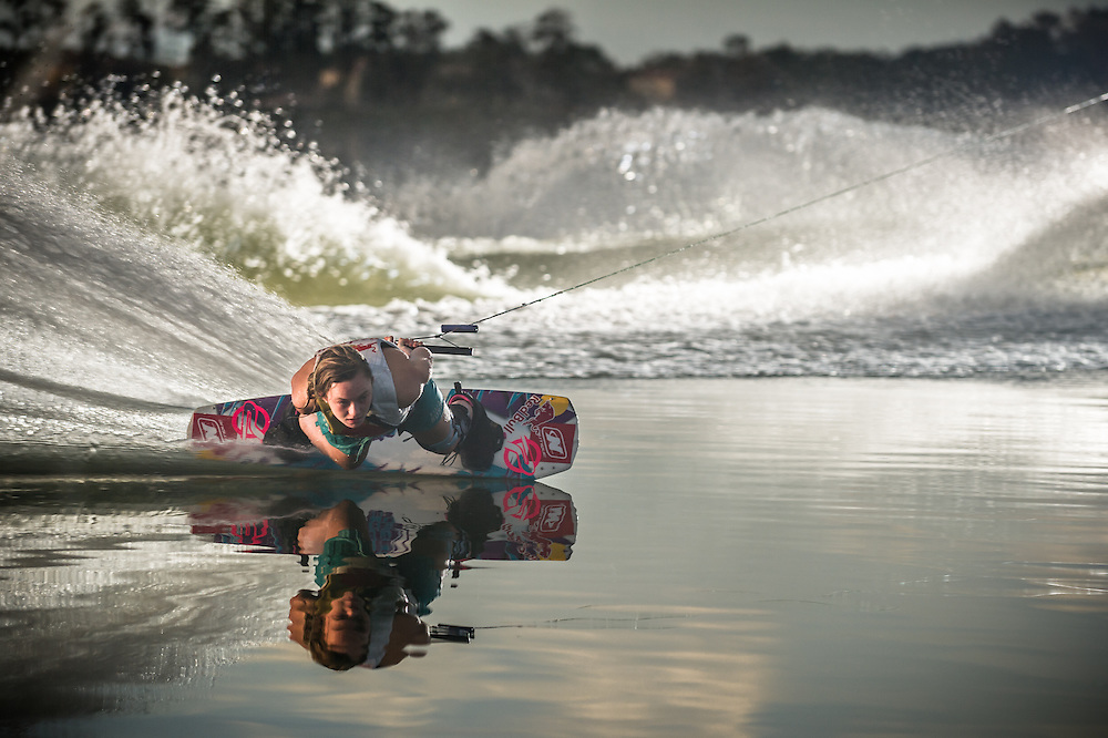 Meagan Ethell shot for Red Bull in Orlando, Florida.