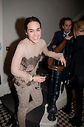 TALLULAH HARLECH; , Party hosted for Jason Wu by Plum Sykes and Christine Al-Bader. Ladbroke Grove. London. 22 March 2011. -DO NOT ARCHIVE-© Copyright Photograph by Dafydd Jones. 248 Clapham Rd. London SW9 0PZ. Tel 0207 820 0771. www.dafjones.com.