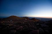 June 26-30 - Pikes Peak Colorado. Sunrise at 13,000 feet.