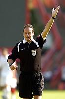 Photo: Olly Greenwood.<br />Charlton Athletic v New Zealand. Pre Season Friendly. 05/08/2006. Referee Mr R Styles