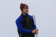 Ross Latimer (Knock) on the 4th tee during Round 3 of The West of Ireland Open Championship in Co. Sligo Golf Club, Rosses Point, Sligo on Saturday 6th April 2019.<br /> Picture:  Thos Caffrey / www.golffile.ie