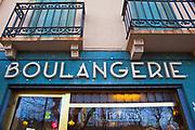 Boulangerie , Port Vendres, Pyrenees Orientales, France