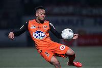 Pierre Yves PALOMAT  - 06.03.2015 - Nancy / Laval - 27eme journee de Ligue 2 <br />Photo : Fred Marvaux / Icon Sport