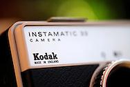 Kodak Instamatic 33 Film Camera