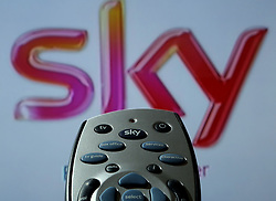 Undated file photo of a Sky HD TV remote control. Rupert Murdoch's £11.7 billion bid to take full control of Sky has been given the green light by regulators in Ireland, leaving the UK's decision as the last remaining hurdle for the deal.