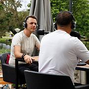 NL/Amsterdam/20200819 -  Podcast en Chill met Najib Amhali, Najib Amhali en  Wouter Monden