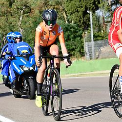 26-09-2020: wielrennen: WK weg vrouwen: Imola26-09-2020: wielrennen: WK weg vrouwen: Imola
