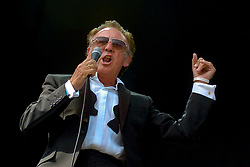 Virgin V Festival Essex -  Tony Christie<br /> Sunday 21th August<br /> This Image is copyright Paul David Drabble