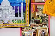 Hindu market near Mouraria