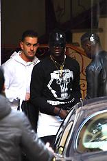 Mario Balotelli Sighting - 24 Feb 2018