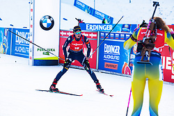 Lisa Vittozzi (ITA) after the Mass Start Women 12,5 km at day 4 of IBU Biathlon World Cup 2019/20 Pokljuka, on January 23, 2020 in Rudno polje, Pokljuka, Pokljuka, Slovenia. Photo by Peter Podobnik / Sportida